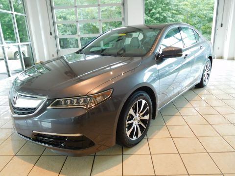 New 2017 Acura TLX w/Technology Pkg With Navigation