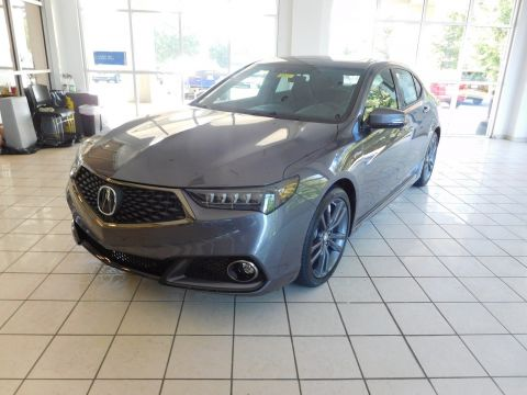 New 2019 Acura TLX w/A-SPEC Pkg With Navigation