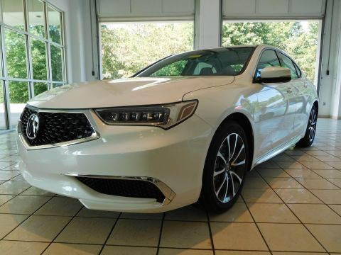 New 2018 Acura TLX V6 w/Technology Pkg With Navigation