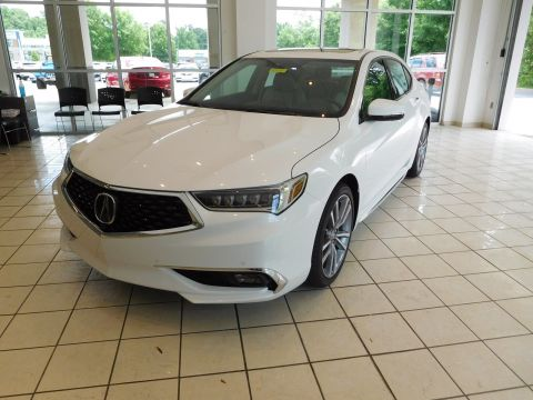 New 2019 Acura TLX w/Advance Pkg With Navigation & AWD
