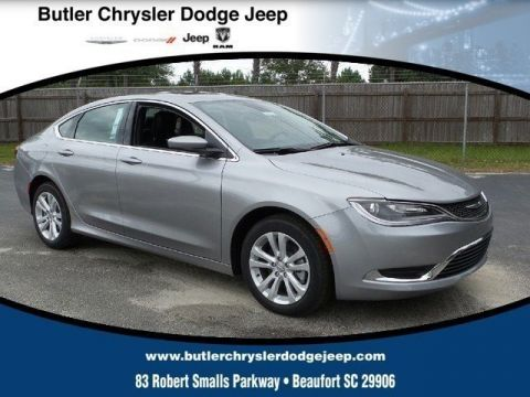 New 2017 Chrysler 200 LIMI