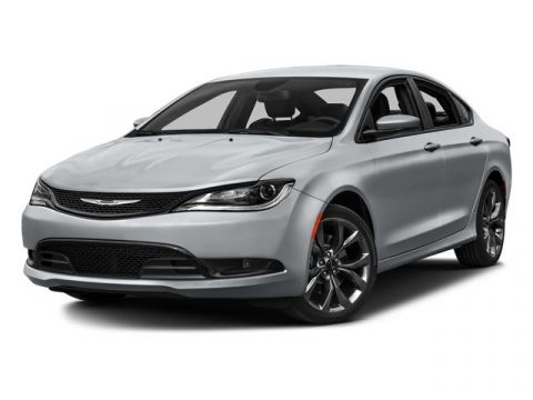Pre-Owned 2017 Chrysler 200