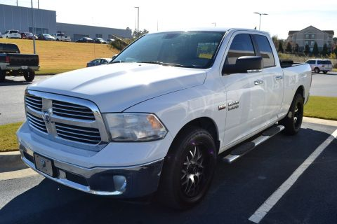 Pre-Owned 2015 Ram 1500 Big Horn RWD Crew Cab Pickup