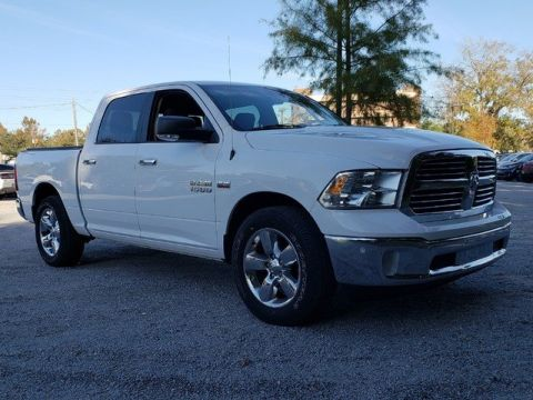 Pre-Owned 2016 Ram 1500 Big Horn RWD Crew Cab Pickup