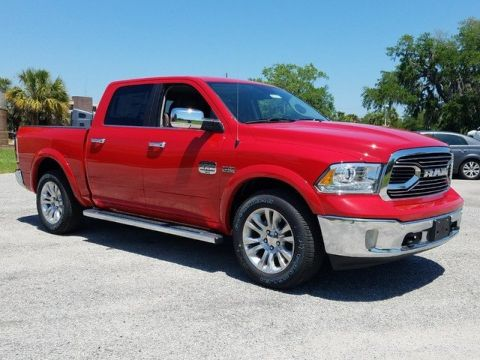 New 2017 Ram 1500 Longhorn With Navigation