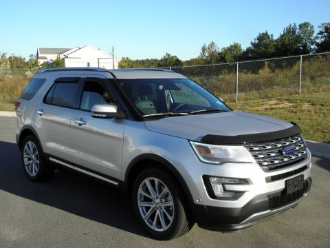 New 2017 Ford Explorer Limited With Navigation