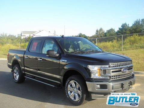 New 2018 Ford F-150 XLT 4WD
