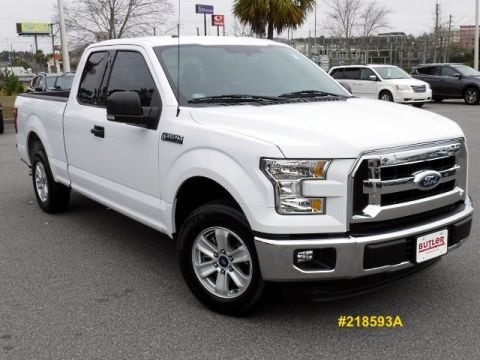 Pre-Owned 2015 Ford F-150 SuperCab XLT