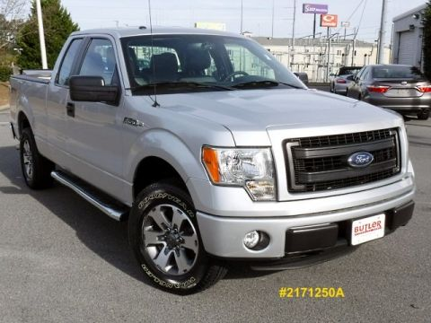 Pre-Owned 2014 Ford F-150 STX SuperCab 4WD 4WD