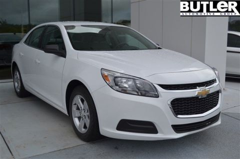 Pre-Owned 2016 Chevrolet Malibu Limited LS FWD 4dr Car