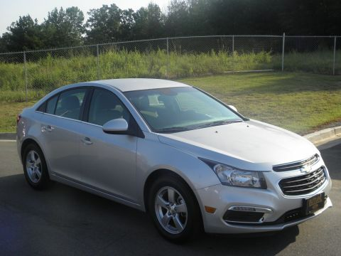 Pre-Owned 2015 Chevrolet Cruze LT FWD 4dr Car
