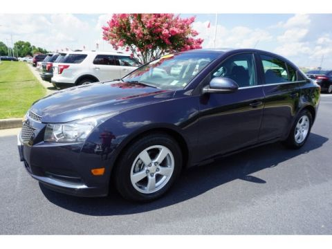 Pre-Owned 2014 Chevrolet Cruze LT FWD 4D Sedan