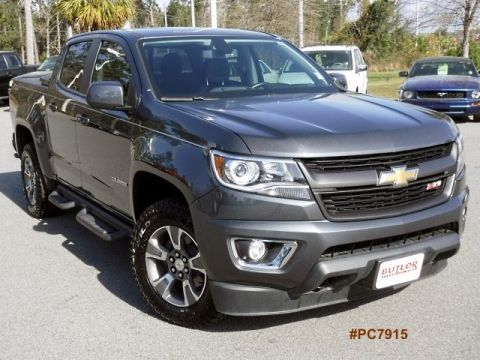 Pre-Owned 2016 Chevrolet Colorado Crew Cab 4WD Z71 4WD