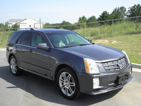 Pre-Owned 2008 Cadillac SRX AWD AWD