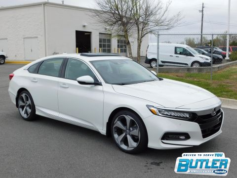 New 2018 Honda Accord Touring 2.0T With Navigation