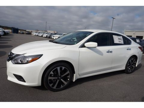 New 2018 Nissan Altima 2.5 SR