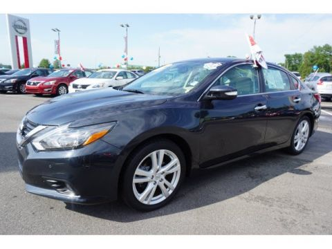 Certified Pre-Owned 2016 Nissan Altima 3.5 SL FWD 4dr Car