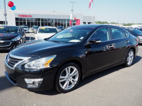 Certified Pre-Owned 2014 Nissan Altima 3.5 SL