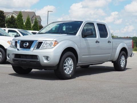 New 2018 Nissan Frontier SV V6 Crew Cab Long Bed