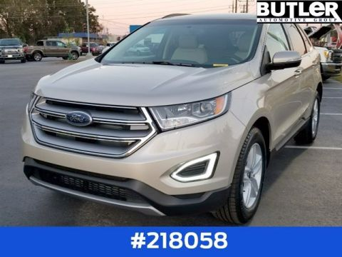 New 2018 Ford Edge SEL