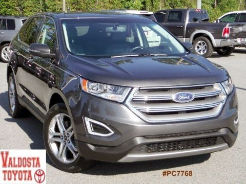 Pre-Owned 2016 Ford Edge Titanium AWD