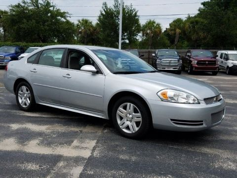 Pre-Owned 2014 Chevrolet Impala Limited LT FWD 4dr Car