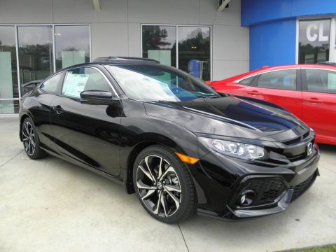 New 2017 Honda Civic Coupe Si