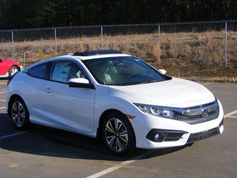 New 2017 Honda Civic EX-T FWD 2dr Car