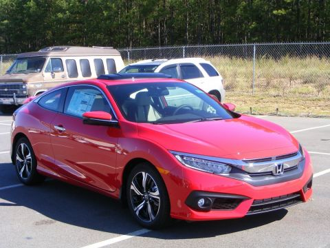 New 2016 Honda Civic Touring With Navigation