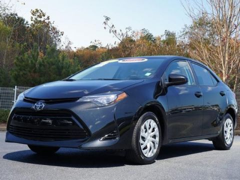 Certified Pre-Owned 2017 Toyota Corolla L