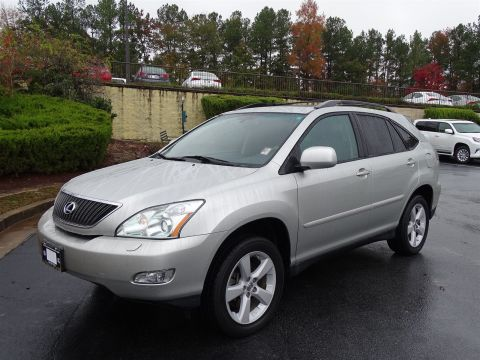 Pre-Owned 2007 Lexus RX 350 350 AWD