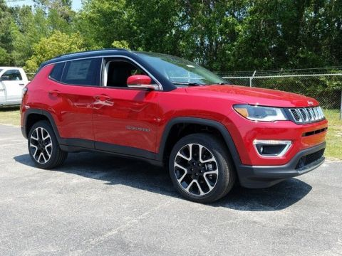 New 2017 Jeep Compass Limited 4WD