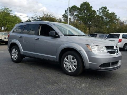 New 2016 Dodge Journey SE