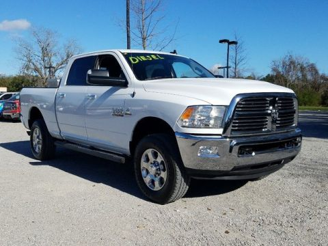 Pre-Owned 2016 Ram 2500 Big Horn 4WD