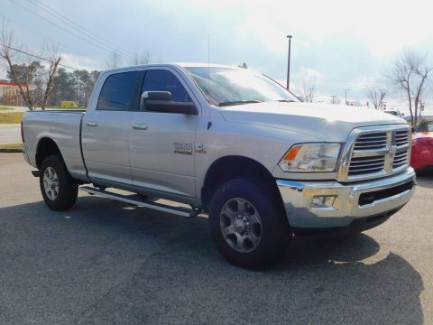 Pre-Owned 2017 Ram 2500 Big Horn 4WD