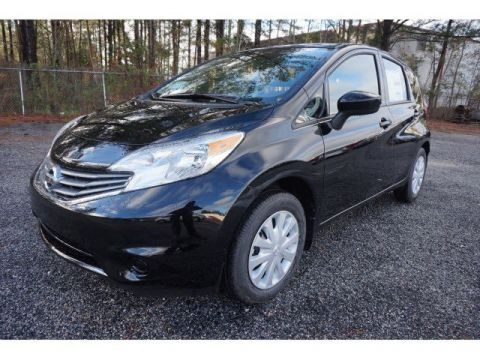 New 2016 Nissan Versa Note S Plus