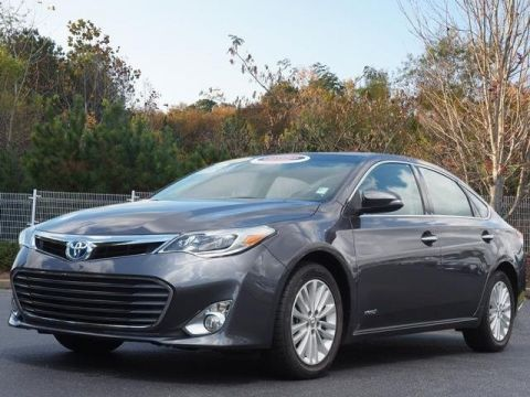 Certified Pre-Owned 2015 Toyota Avalon Hybrid XLE Touring With Navigation