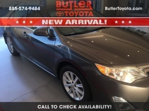 Certified Pre-Owned 2014 Toyota Camry XLE