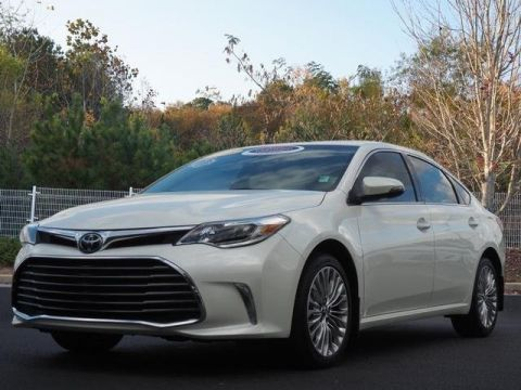 Certified Pre-Owned 2018 Toyota Avalon Limited