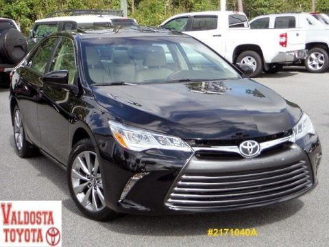 Certified Pre-Owned 2016 Toyota Camry XLE With Navigation