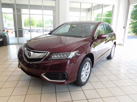 New 2018 Acura RDX w/Technology Pkg With Navigation
