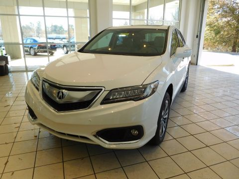 New 2018 Acura RDX w/Advance Pkg With Navigation & AWD