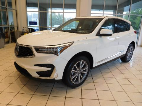 New 2019 Acura RDX w/Technology Pkg With Navigation