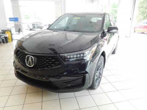 New 2019 Acura RDX w/A-Spec Pkg With Navigation