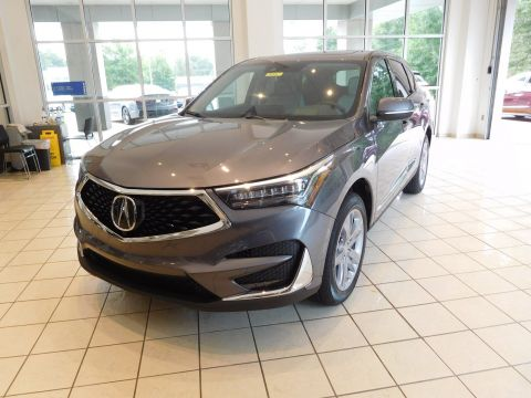 New 2019 Acura RDX w/Advance Pkg With Navigation