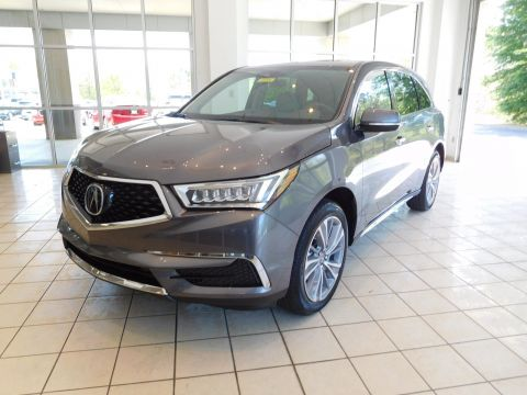 New 2018 Acura MDX w/Technology Pkg With Navigation