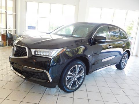 New 2019 Acura MDX w/Technology Pkg With Navigation