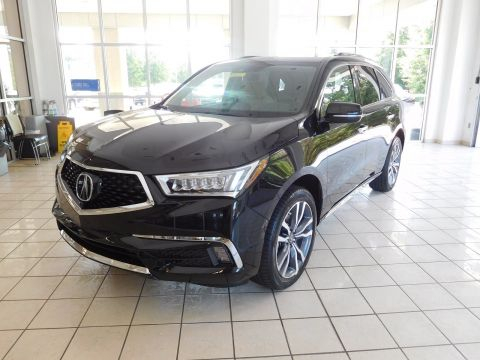New 2019 Acura MDX w/Advance Pkg With Navigation