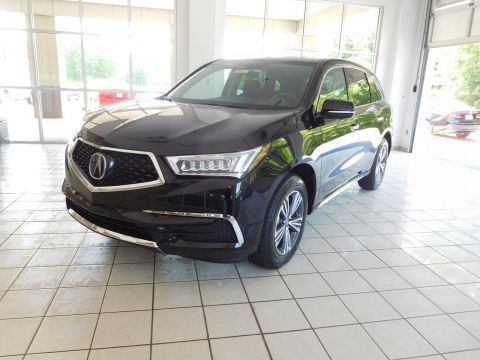 New 2018 Acura MDX 3.5L AWD