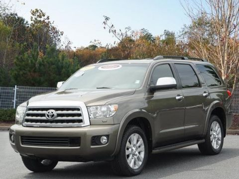 Certified Pre-Owned 2016 Toyota Sequoia Platinum 4WD